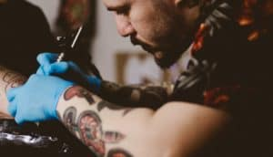 dream with tattoo on other people